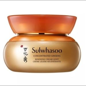 2/$20 Sulwahsoo Concentrate Ginseng New Travel Sz